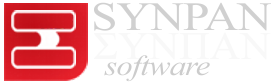 SYNPAN software logo